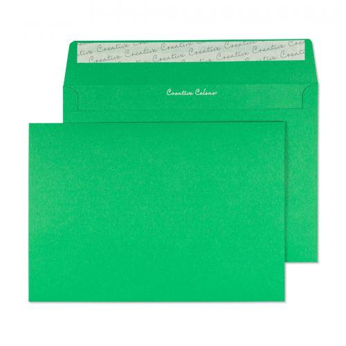 Blake Creative Colour Avocado Green Peel & Seal Wallet 162x229mm 120gsm Pack 500 Code 308