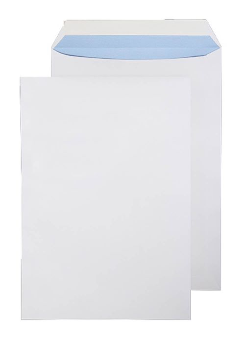 Purely Everyday Pocket P&S Ultra White Wove 120gsm 340x240mm Ref 31060 [Pack 250] *10 Day Leadtime*