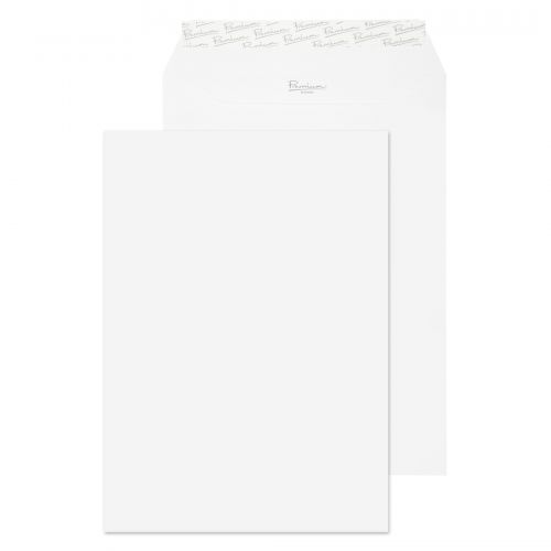 Blake Premium Business Pocket P&S Ice White Wove C4 120gsm Ref 31891 Pk250 *10 Day Leadtime*