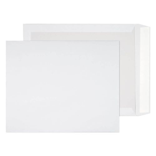 Purely Packaging Envelope Board Backed P&S 394x318mm White Ref 3200 [Pack 125] *10 Day Leadtime*