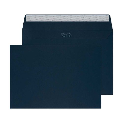 Creative Colour Oxford Blue Peel and Seal Wallet C5 162x229mm Ref 320 [Pack 500] *10 Day Leadtime*