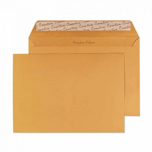 Blake Creative Colour Biscuit Beige Peel & Seal Wa llet 162X229mm 120Gm2 Pack 500 Code 327 3P