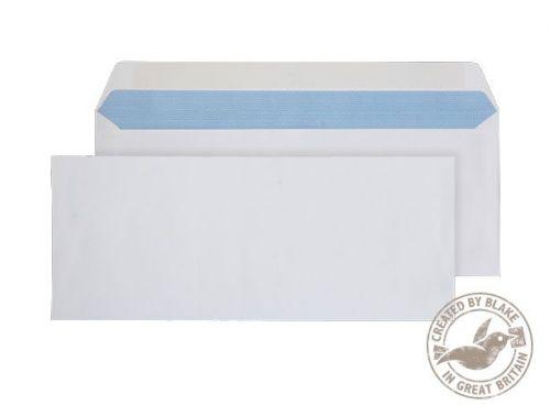 Blake Purely Everyday White Gummed Mailer 127X310mm 100Gm2 Pack 250 Code 3401 3P