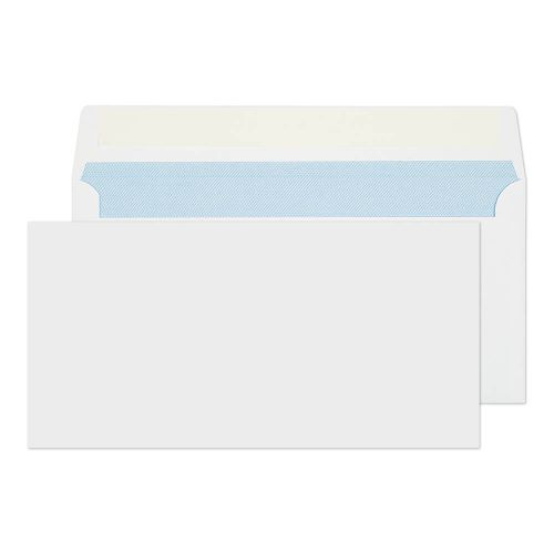 Purely Everyday Wallet P&S Ultra White 120gsm DL 110x220mm Ref 34882 [Pack 500] *10 Day Leadtime*