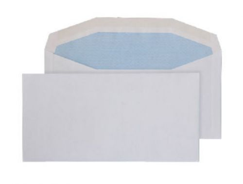 Purely Everyday Mailer Gummed White 80gsm DL+ 114x229mm Ref 3503 [Pack 1000] *10 Day Leadtime*