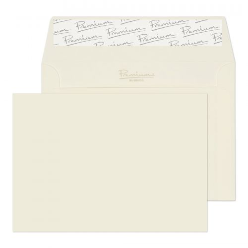 Blake Premium Business High White Wove Peel & Seal Wallet 114X162mm 120Gm2 Pack 25 Code 35154 3P
