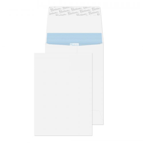 Blake Premium Office Gusset P&S Ultra White Wove C5 25mm 140gsm Ref 35215 Pk125 *10 Day Leadtime*