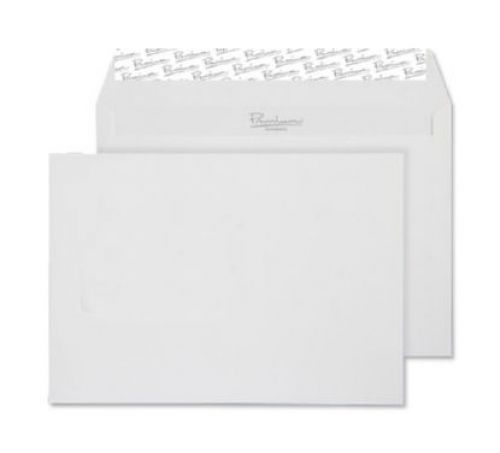 Blake Premium Business Wallet Envelope C5 Peel and Seal Plain 120gsm High White Wove (Pack 50)