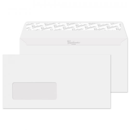 Blakeprem Wallet P&S D/Wht Smth DL PK500 36882              iamond White Ref 36882 [Pack 500]
