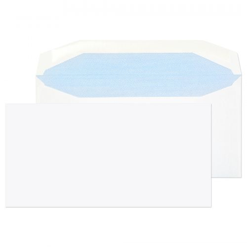 Blake Purely Everyday White Gummed Mailer 110X220m m 90Gm2 Pack 1000 Code 3701 3P