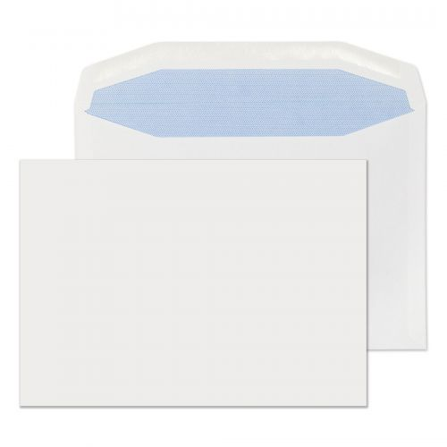 Purely Everyday Mailer Gummed White 90gsm C5 162x229mm Ref 3707 [Pack 500] *10 Day Leadtime*