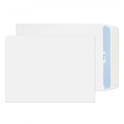 Blake Premium Office Ultra White Wove Peel & Seal Pocket 305X229mm 120Gm2 Pack 250 Code 39315 3P