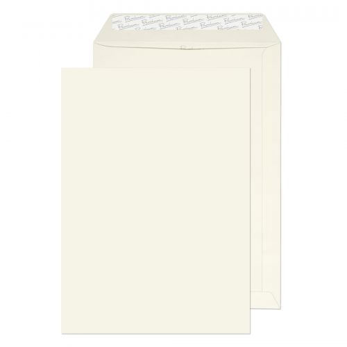 Blake Premium Business High White Laid Peel & Seal Wallet 324X229mm 120Gm2 Pack 20 Code 39653 3P