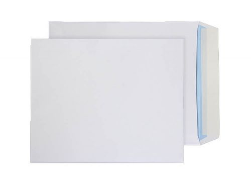 Blake Purely Everyday White Peel & Seal Pocket 305X250mm 100Gm2 Pack 250 Code 4086Ps 3P
