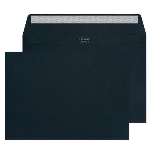 Blake Creative Colour Oxford Blue Peel & Seal Wall et 229X324mm 120Gm2 Pack 250 Code 420 3P
