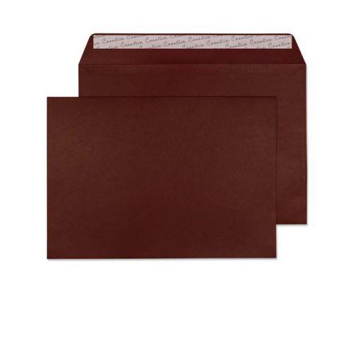Blake Creative Colour Bordeaux Peel & Seal Wallet 229X324mm 120Gm2 Pack 250 Code 422 3P