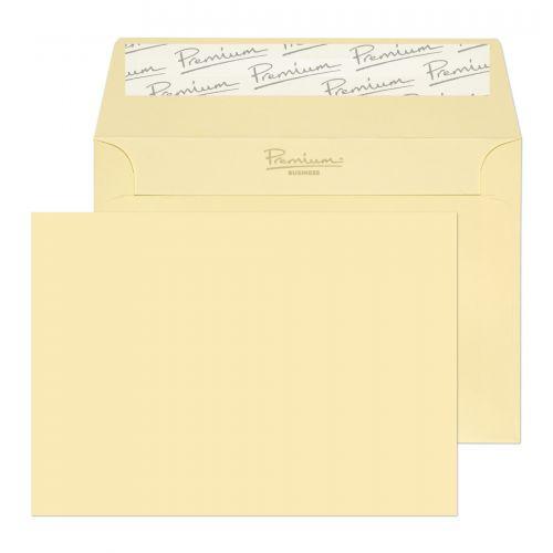 Blake Premium Business Vellum Wove Peel & Seal Wallet 114X162mm 120Gm2 Pack 500 Code 51880 3P