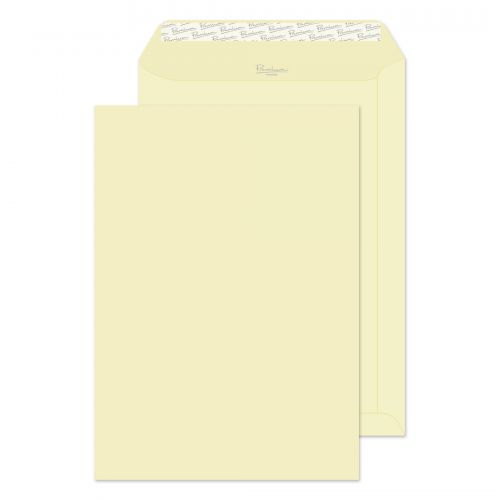 Blake Premium Business Vellum Wove Peel & Seal Pocket 324X229mm 120Gm2 Pack 250 Code 51891 3P
