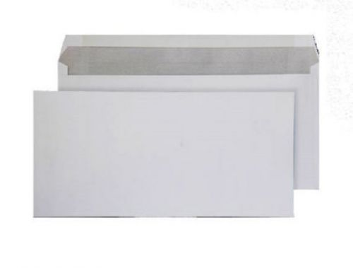 Purely Everyday Mailer Gummed White 100gsm 152x315mm Ref 519 [Pack 250] *10 Day Leadtime*