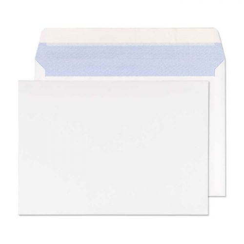 Purely Everyday Wallet Peel and Seal White 176x250mm 90gsm Ref 5503 [Pack 500] *10 Day Leadtime*