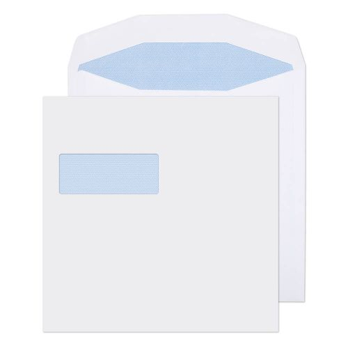 Blake Purely Everyday White Window Self Seal Walle t 220X220mm 100Gm2 Pack 250 Code 5702 3P