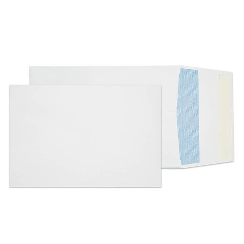 Blake C5 120gsm Peel and Seal Gusset Envelopes White PK125