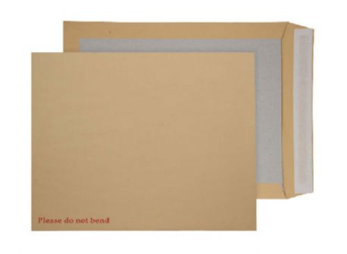 Blake Board Back Pocket Peel and Seal Manilla C3 120gsm PK50