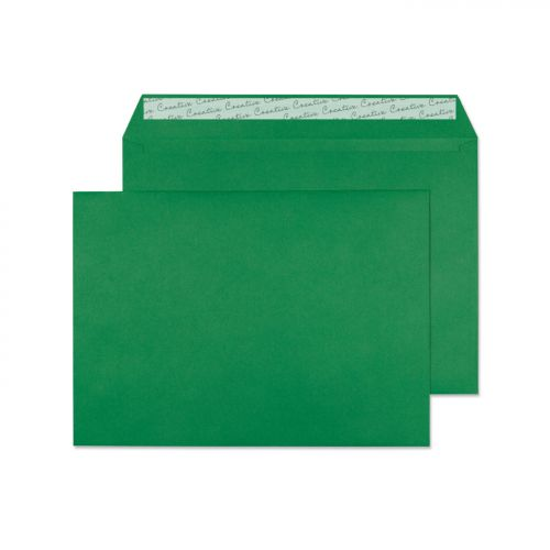Blake Creative Colour Avocado Green Peel & Seal Wallet 229x324mm 120gsm Pack 10 Code 63408