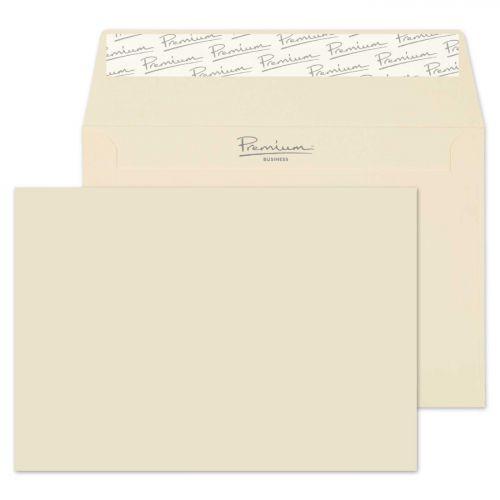 Blake Premium Business Cream Wove Peel & Seal Wall et 114X162mm 120Gm2 Pack 500 Code 64882Ps 3P