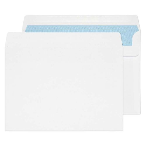Blake Purely Everyday White Self Seal Wallet 162X229mm 100Gm2 Pack 500 Code 6644Fu 3P