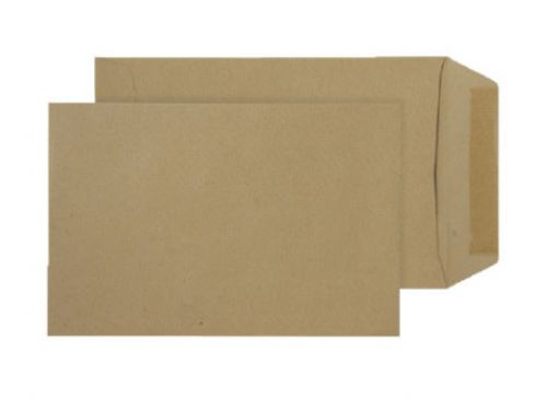 Purely Everyday Pocket Gummed Manilla 90gsm 254x178mm Ref 8067 [Pack 500] *10 Day Leadtime*