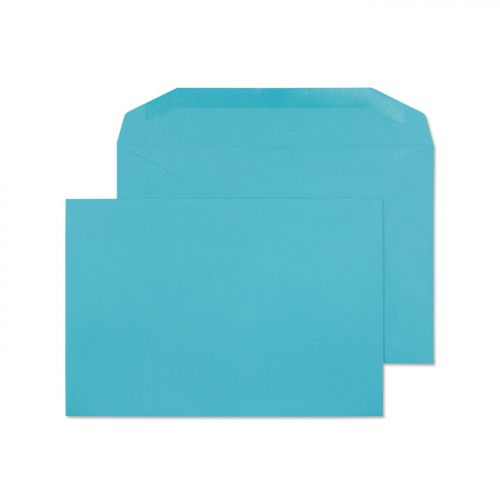 Blake Creative Colour Cocktail Blue Gummed Mailer 162X235mm 120Gm2 Pack 500 Code 809M 3P