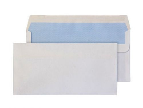Purely Everyday Wallet Self Seal White 110gsm DL 110x220mm Ref 8882 [Pack 500] *10 Day Leadtime*
