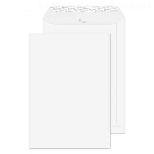 Blake Premium Business Pocket P&S Diamond White Laid C4 120gsm Ref 91891 Pk250 *10 Day Leadtime*