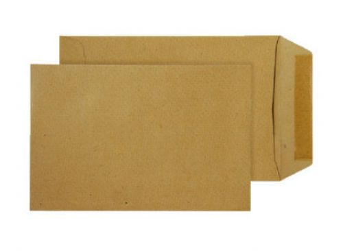 Purely Everyday Pocket Gummed Manilla 90gsm C5+ 240x165mm Ref 9275 [Pack 500] *10 Day Leadtime*