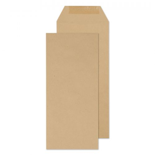 Purely Everyday Pocket Gummed Manilla 80gsm 229x102mm Ref 9440 [Pack 1000] *10 Day Leadtime*
