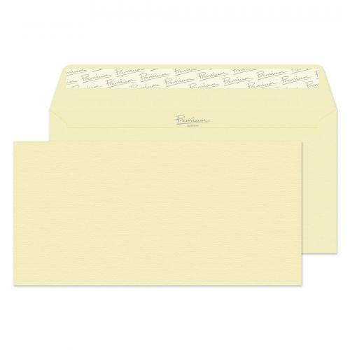 Blake Premium Envelope DL Wallet Peel & Seal 120gsm Vellum Laid Ref 95882 [Pack 500]