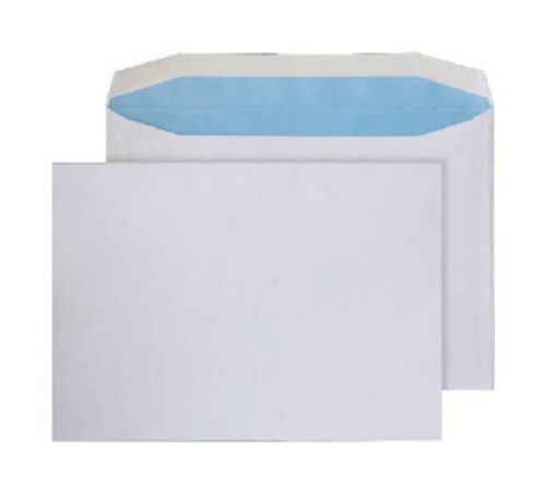 Purely Everyday Mailer Gummed Low Window White 100gsm C4+ 240x330 Ref 9710 Pk 250 *10 Day Leadtime*
