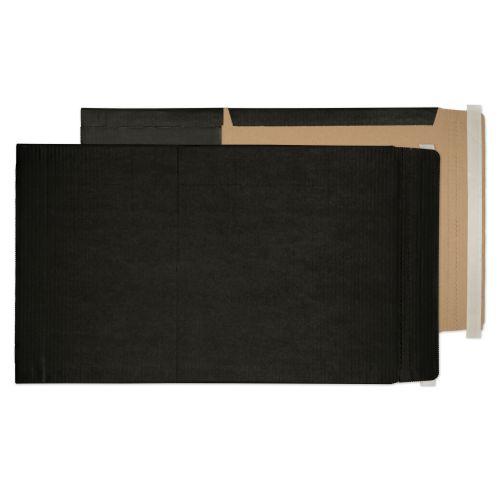 Blake Purely Packaging Black Peel & Seal Book Wrap 475X350X50mm Pack 20 Code Bwa3 + 3P
