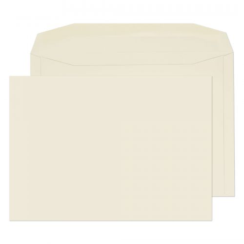 Blake Purely Everyday Cream Window Gummed Mailer 229X324mm 100Gm2 Pack 250 Code C8178 3P
