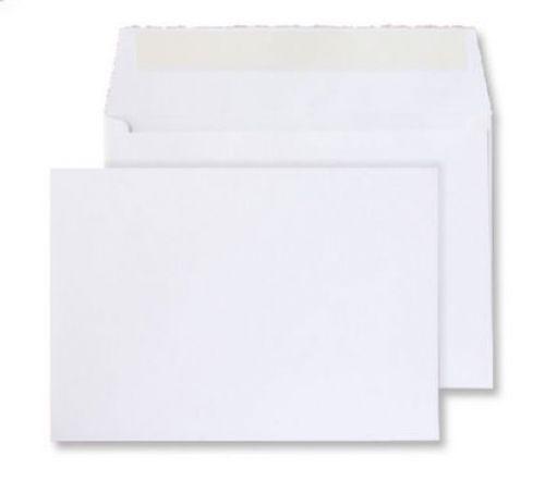 Creative Senses Wallet P&S Beautifully White 180gsm C5 162x229mm Ref DE343 Pk 50 *10 Day Leadtime*