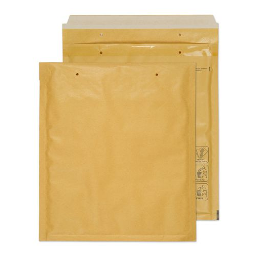 Blake Purely Packaging Padded Bubble Pocket P&S 260x220mm Gold Ref E/2GOLD [Pk100] *10 Day Leadtime*