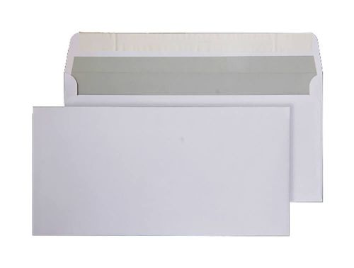 Blake Purely Everyday Bright White Peel & Seal Wallet 110X220mm 120Gm2 Pack 500 Code Env10 3P