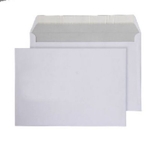 Purely Everyday Wallet P&S Bright White 120gsm C5 162x229mm Ref ENV20 [Pack 500] *10 Day Leadtime*