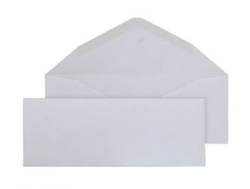 Purely Everyday Banker Invitation Gummed White 90gsm 80x215 Ref ENV2164 Pk 1000 *10 Day Leadtime*