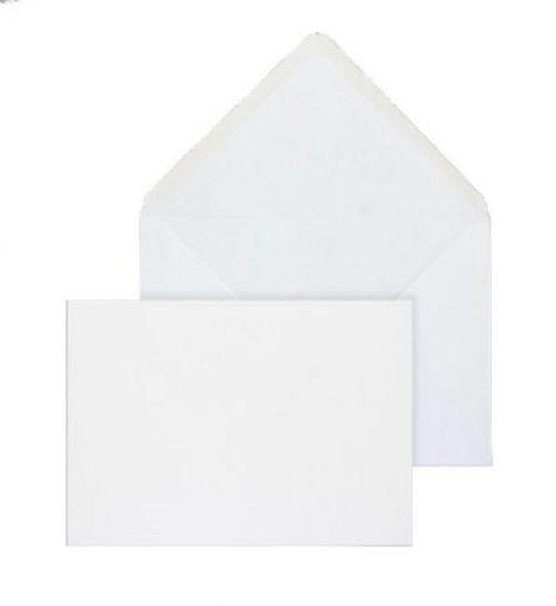 Blake Purely Everyday White Gummed Banker Invitation 121X184mm 90Gm2 Pack 1000 Code Env2178 3P