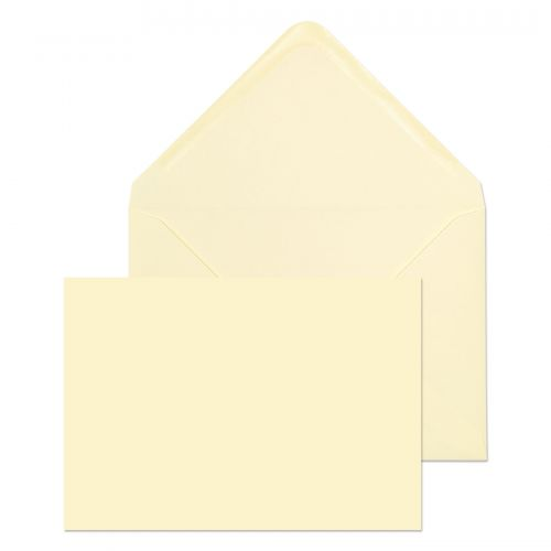 Purely Everyday Banker Invitation Gummd Cream 100gsm C5 162x229 Ref ENV3301 Pk500 *10 Day Leadtime*
