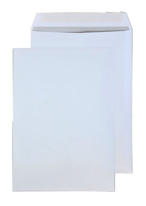 Purely Everyday Pocket P&S Bright White 120gsm B4 352x250mm Ref ENV40 [Pack 250] *10 Day Leadtime*