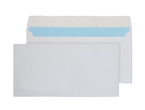 Purely Everyday Wallet P&S White 110gsm DL 110x220mm Ref FSC064 [Pack 500] *10 Day Leadtime*