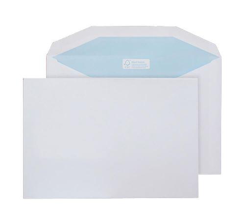Purely Environmental Mailer Gummed White 90gsm C5 162x229mm Ref FSC377 [Pack 500] *10 Day Leadtime*